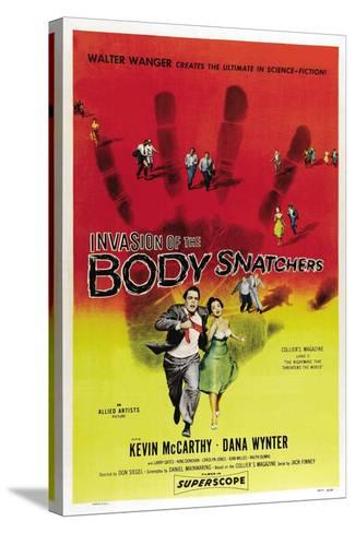 Invasion of the Body Snatchers, 1956--Stretched Canvas Print
