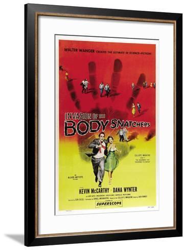 Invasion of the Body Snatchers, 1956--Framed Art Print