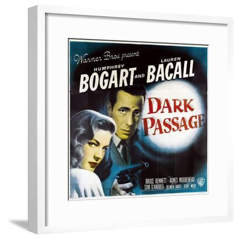 Dark Passage, 1947--Framed Art Print