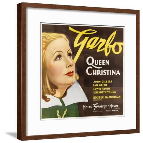 Queen Christina, 1933--Framed Art Print