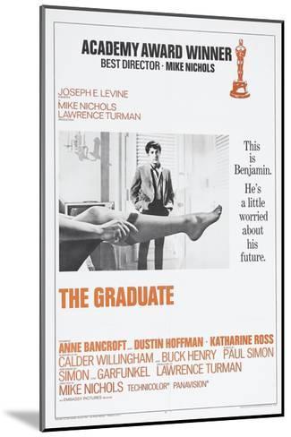 The Graduate, 1967--Mounted Giclee Print