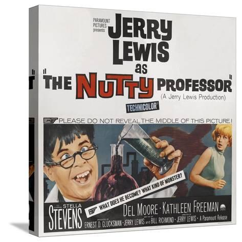 The Nutty Professor, 1963--Stretched Canvas Print