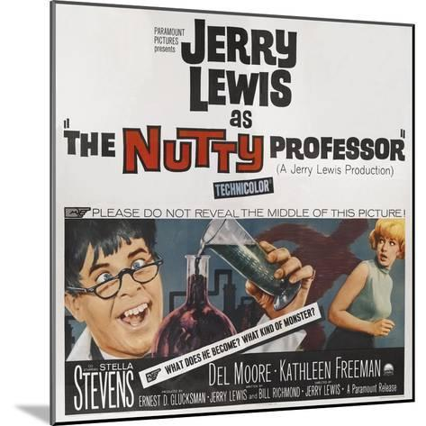 The Nutty Professor, 1963--Mounted Giclee Print