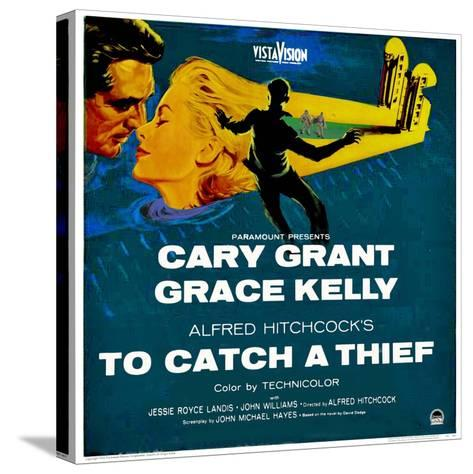 To Catch a Thief, 1955--Stretched Canvas Print