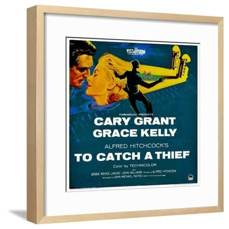 To Catch a Thief, 1955--Framed Art Print