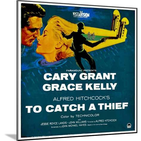 To Catch a Thief, 1955--Mounted Giclee Print