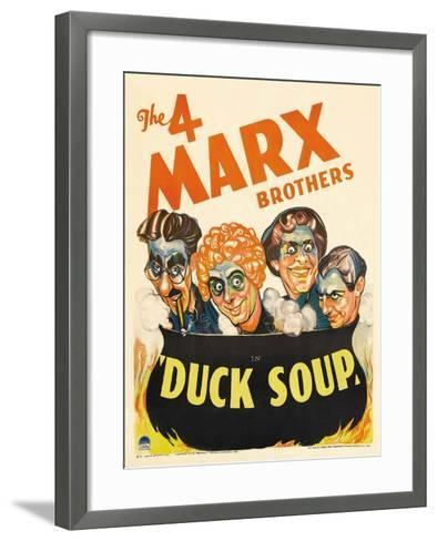 Duck Soup, 1933--Framed Art Print
