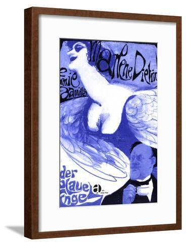 The Blue Angel, 1930 (Der Blaue Engel)--Framed Art Print