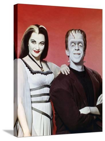 The Munsters, 1964--Stretched Canvas Print