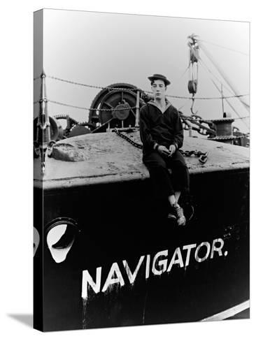 The Navigator, 1924--Stretched Canvas Print