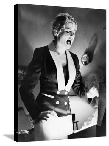 Mickey Spillane's Kiss Me Deadly, 1955--Stretched Canvas Print