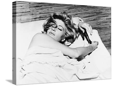 The Eclipse 1962 (L' Eclisse)--Stretched Canvas Print