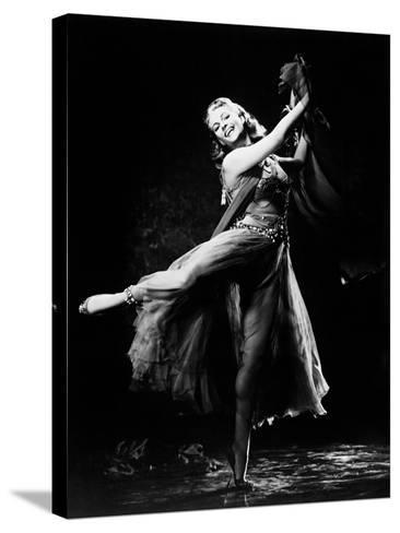 Salome: the Dance of the Seven Veils, 1953--Stretched Canvas Print