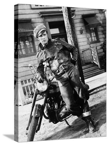 The Wild One, 1953--Stretched Canvas Print