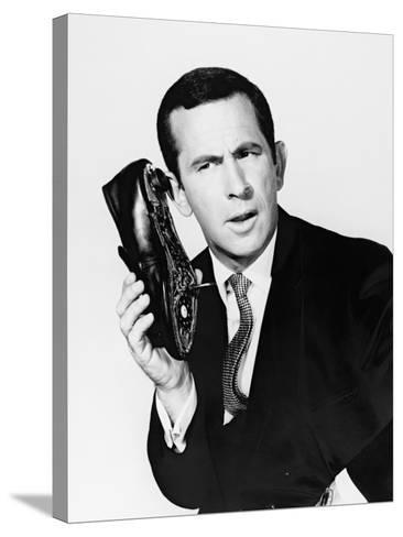 Get Smart-TV, 1965--Stretched Canvas Print