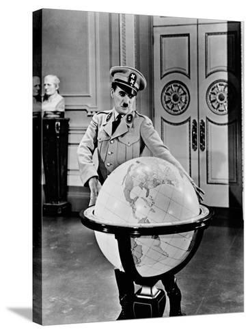 The Great Dictator, 1940--Stretched Canvas Print