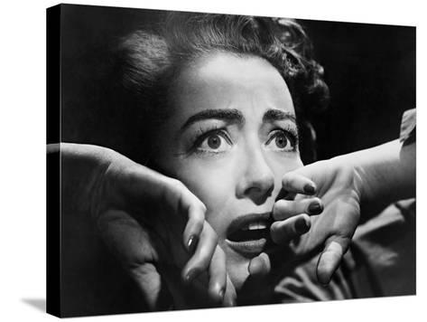 Sudden Fear, 1952--Stretched Canvas Print