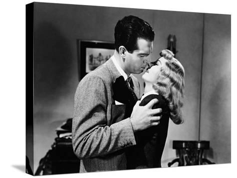 Double Indemnity, 1944--Stretched Canvas Print