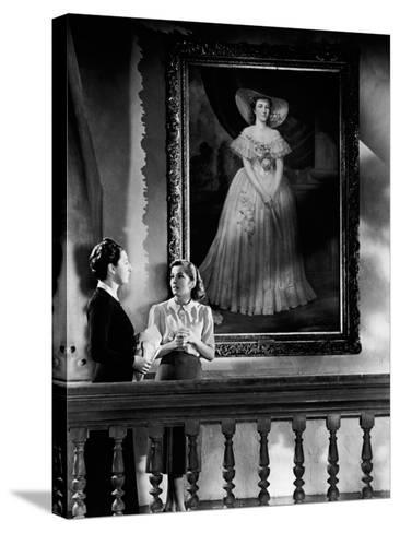 Rebecca, 1940--Stretched Canvas Print