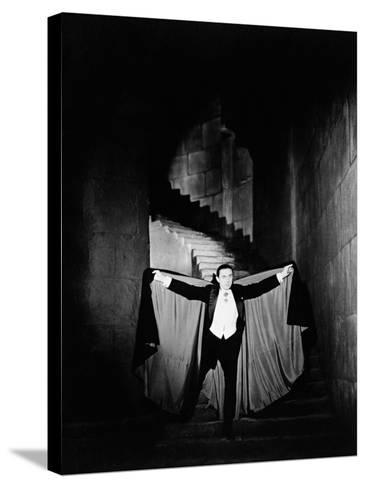 Dracula, 1931--Stretched Canvas Print