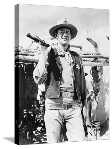 Rio Bravo, 1959--Stretched Canvas Print