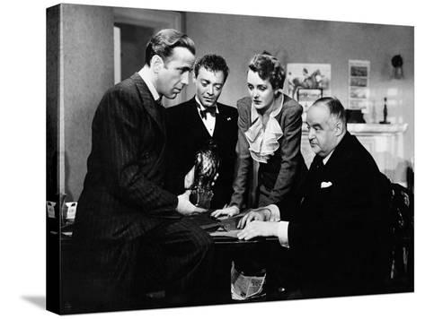 The Maltese Falcon, 1941--Stretched Canvas Print