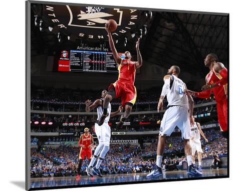 Houston Rockets v Dallas Mavericks - Game Three-Danny Bollinger-Mounted Photo
