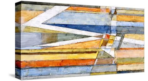 Zigzag #1-clivewa-Stretched Canvas Print