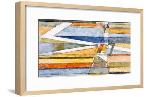 Zigzag #1-clivewa-Framed Art Print