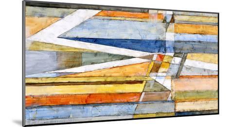 Zigzag #1-clivewa-Mounted Art Print