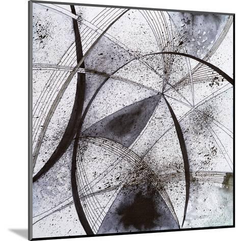 An Abstract Drawing-clivewa-Mounted Art Print