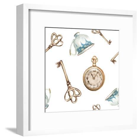 Watercolor Magic Goods-lenavetka87-Framed Art Print