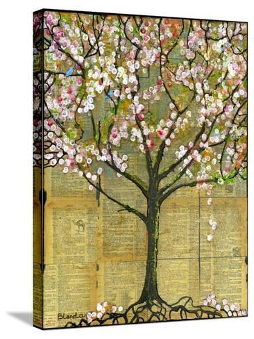 Lexicon Tree-Blenda Tyvoll-Stretched Canvas Print