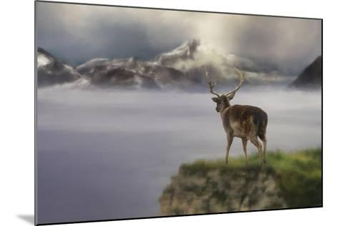 Mountains Out of Reach-Jai Johnson-Mounted Giclee Print