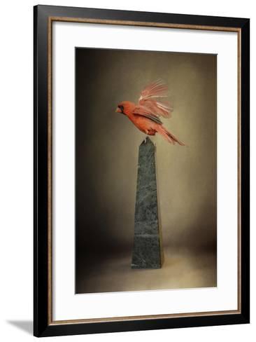 Dancing on Marble-Jai Johnson-Framed Art Print