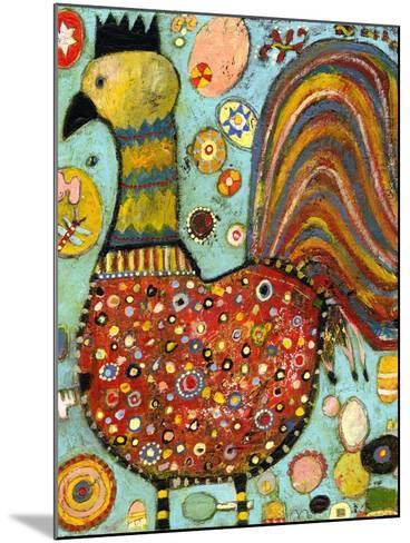Blubs the Chicken-Jill Mayberg-Mounted Giclee Print