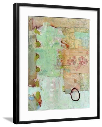 Circle of Luv-Blenda Tyvoll-Framed Art Print