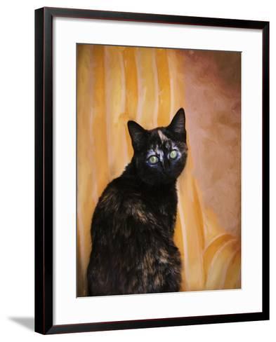 Royal Kitten-Jai Johnson-Framed Art Print