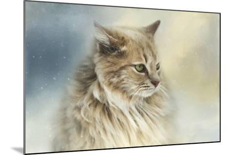 Watching Snow Fall-Jai Johnson-Mounted Giclee Print