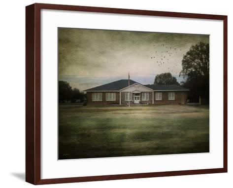 Schools Out-Jai Johnson-Framed Art Print