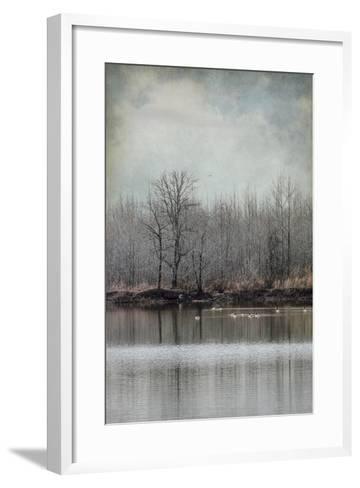 Winter Solitude-Jai Johnson-Framed Art Print