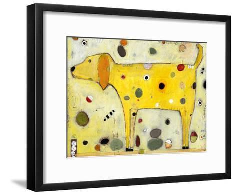 Yellow-Jill Mayberg-Framed Art Print