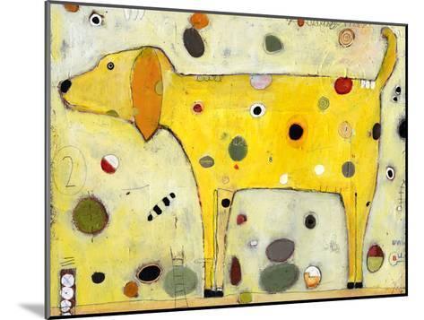 Yellow-Jill Mayberg-Mounted Giclee Print