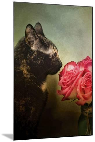 Stop and Smell the Flowers-Jai Johnson-Mounted Giclee Print