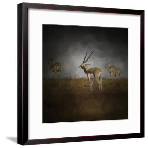 Storm Spotters-Jai Johnson-Framed Art Print