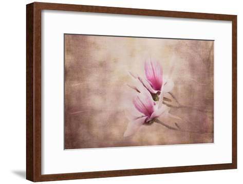 Pink Magnolia 3-Jai Johnson-Framed Art Print