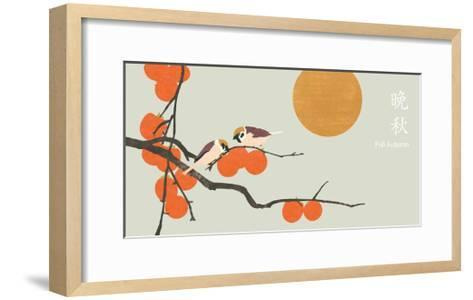 Full Autumn-sooyo-Framed Art Print