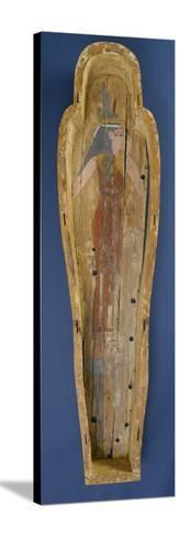 Coffin of Shep En-Mut, 800 BC--Stretched Canvas Print