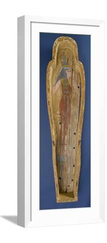 Coffin of Shep En-Mut, 800 BC--Framed Art Print