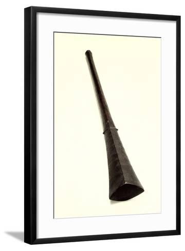 Tonga Club--Framed Art Print